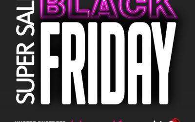 Black Friday & XMAS Shopping